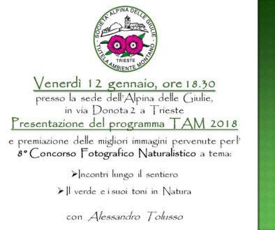 01 Tam 12 genn presentazione programma