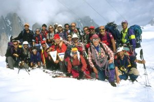 Monte Bianco 2011