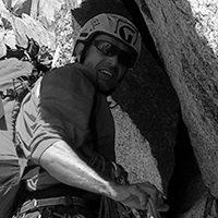 Responsabile arrampicata cascate di ghiaccio  INA, IAEE