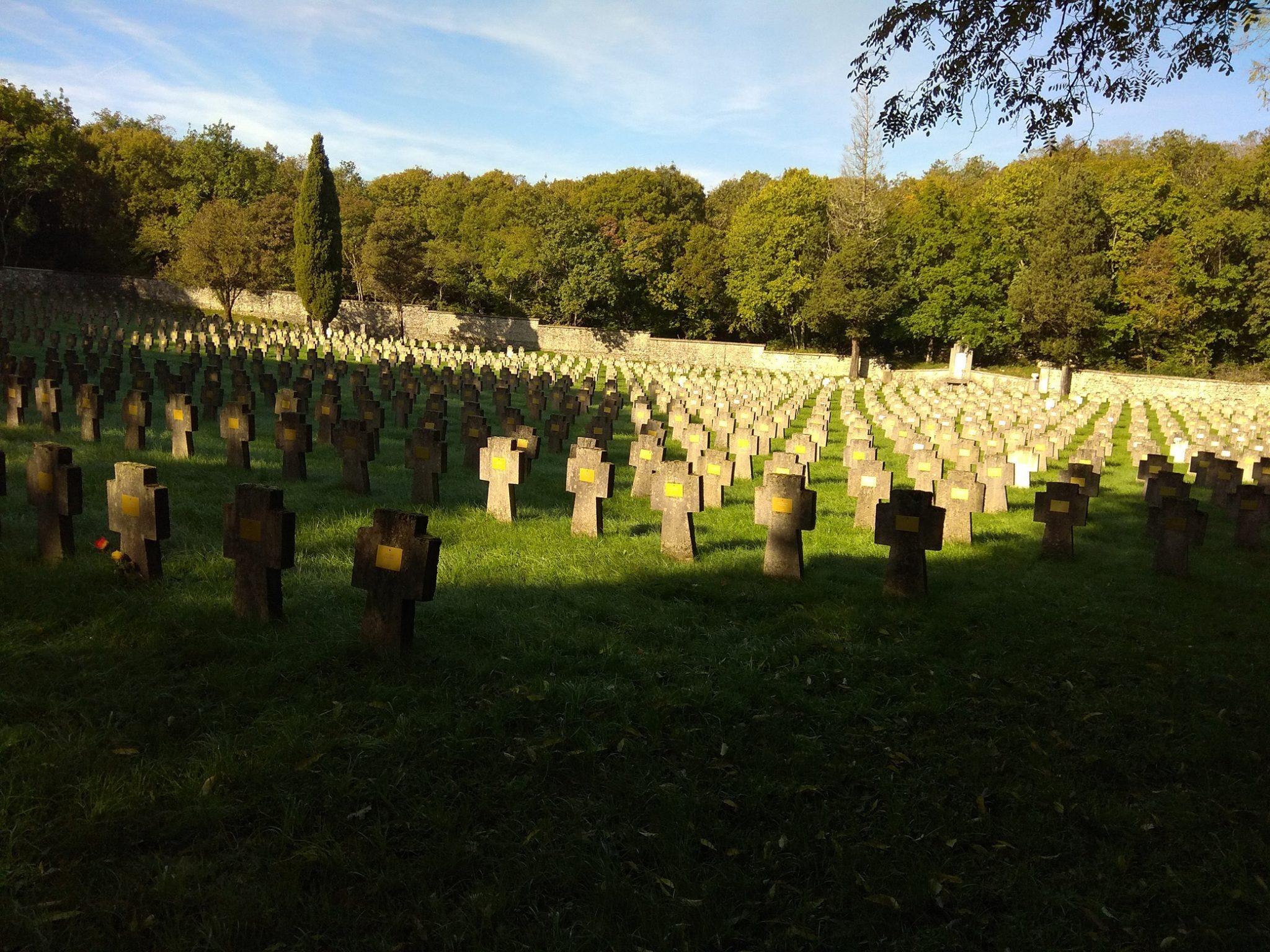 cimitero austroungarico di Aurisina