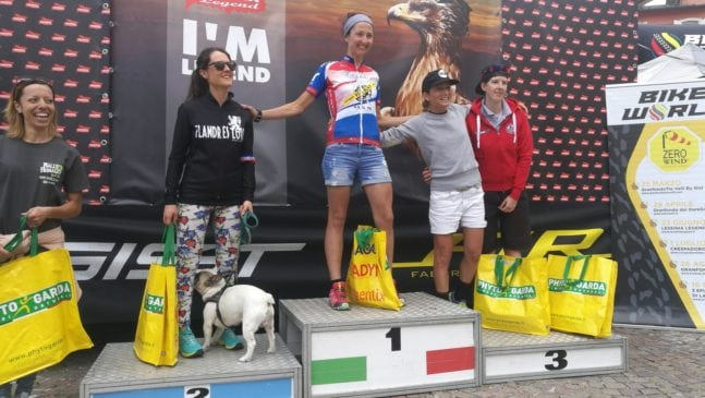 LESSINIA LEGEND 2018: NICOL VINCE, DAN SI DIVERTE, STEVE ROMPE