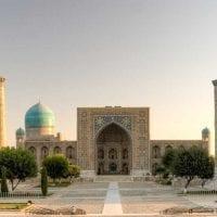 Samarkand-Uzbekistan