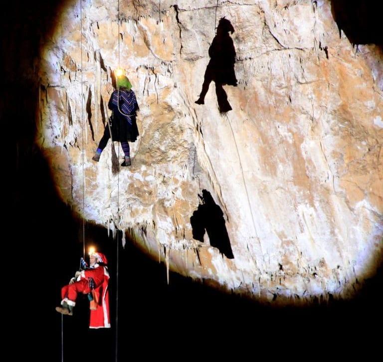 Befana-in-Grotta-Gigante