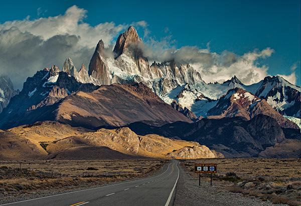 gars fitz roy by Marion Faria