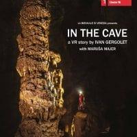 locandina in the cave