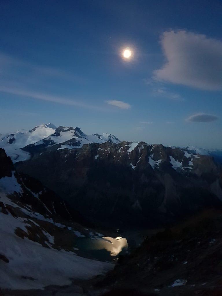 GARS luna su valle