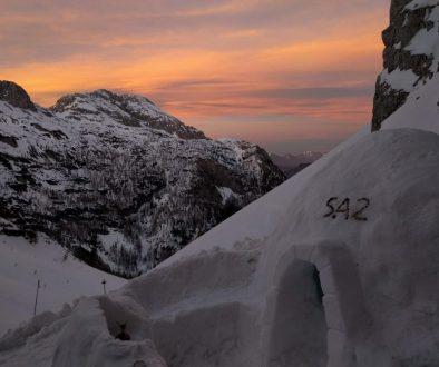 03 igloo al tramonto