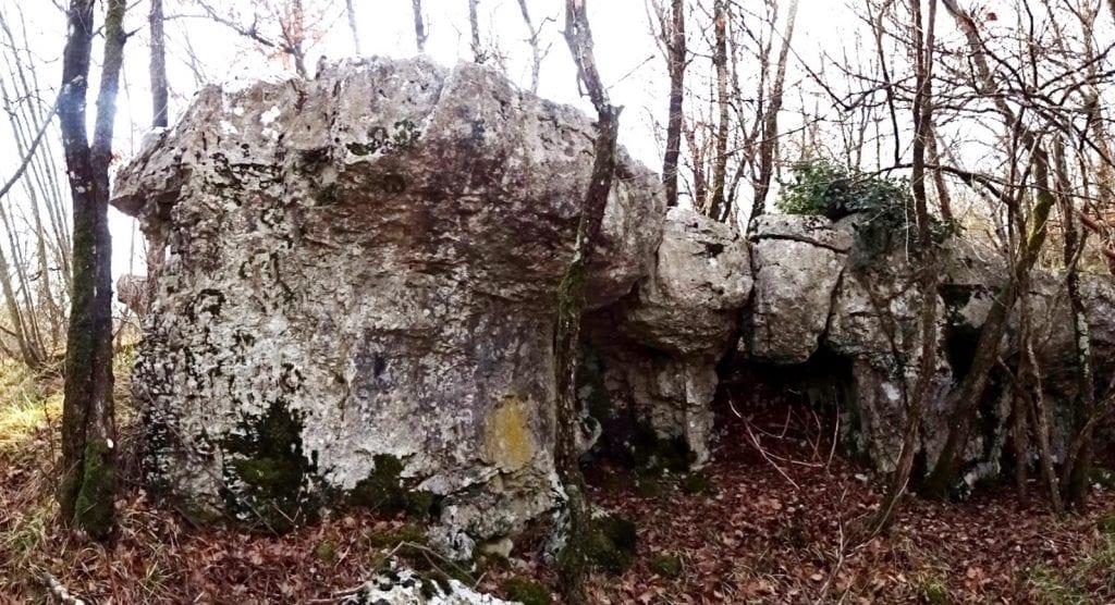 TAM Tetto Borgo Grotta Gigante – Me 16.01.2019 – Foto Elio Polli