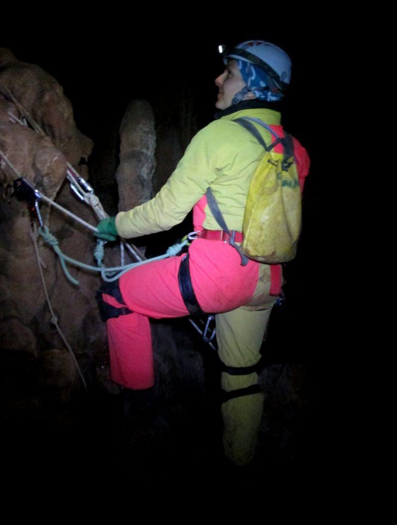 cgeb 13 corso speleo grotta 5115