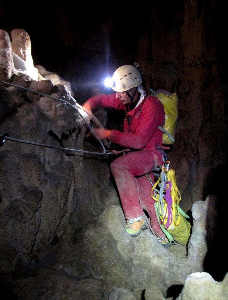 cgeb 14 corso speleo grotta 5115