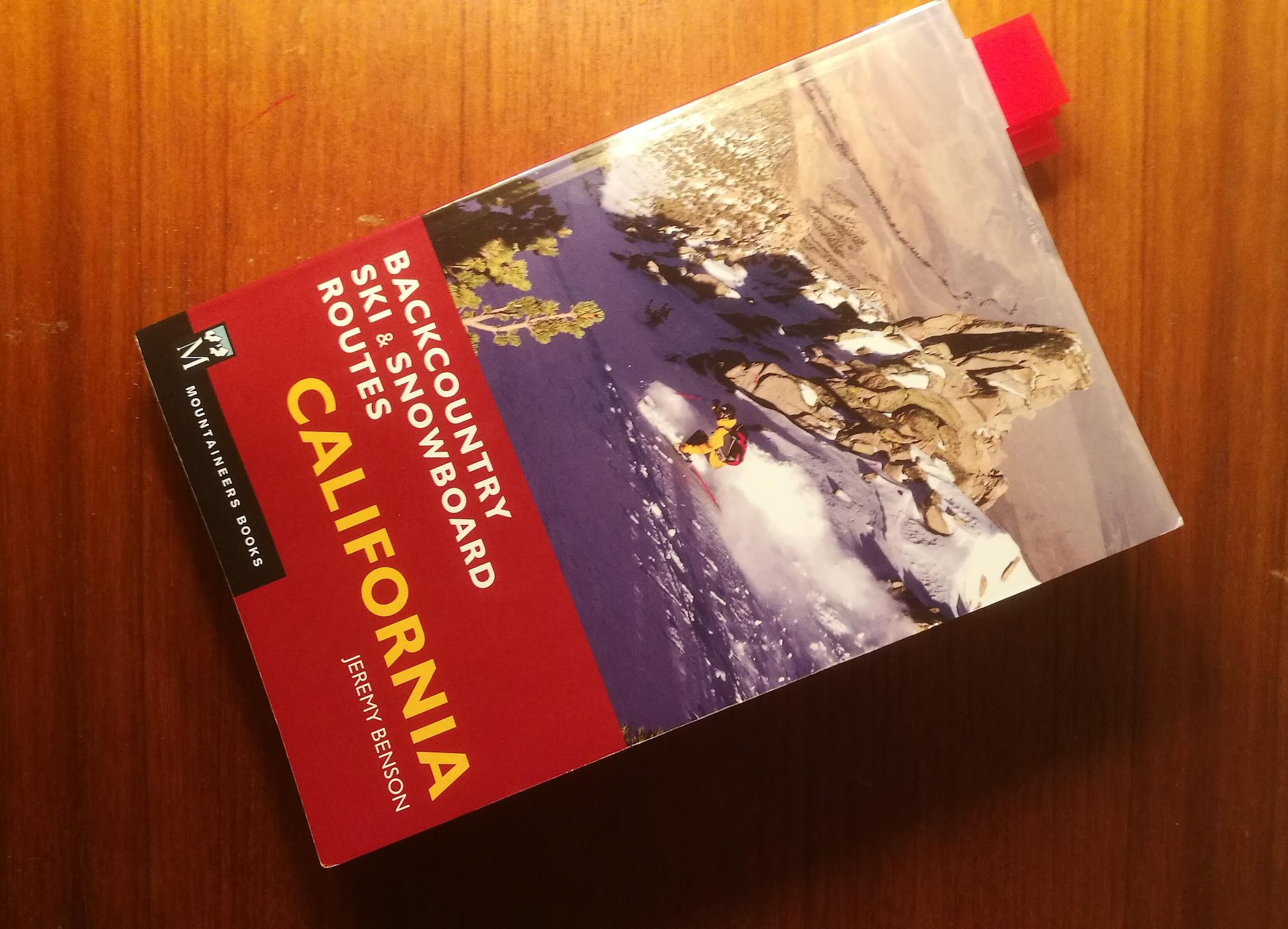 scialpinismo California