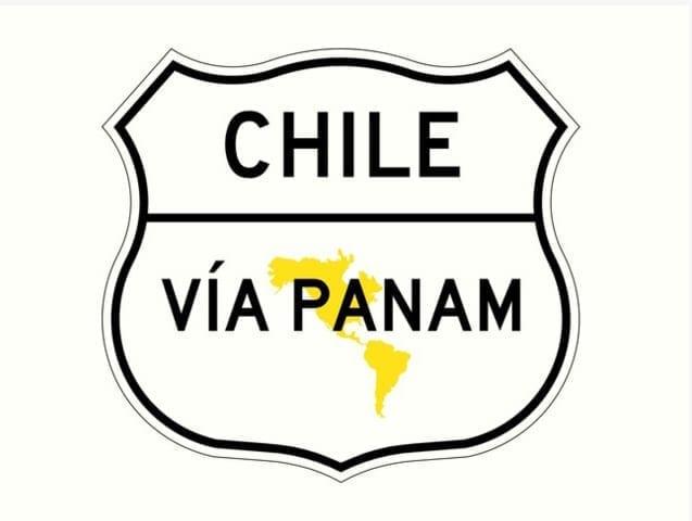 chile via panam