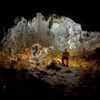 CGEB Caves_for_space_exploration Una sala della Divaška Jama, la grotta di Divaca (ESA–A. Romeo)