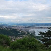 panorama da monte grisa