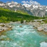 Albania-montagne