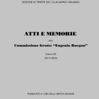Copertina Atti e Memorie 49