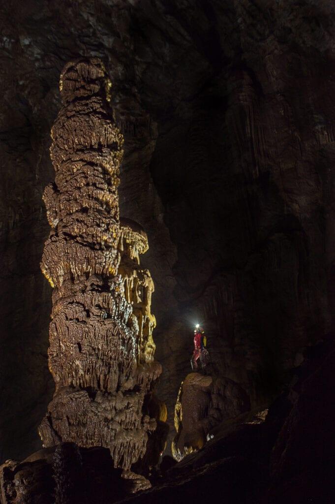"""CGEB Igor Ardetti 11 """"Il Guardiano"""", Grotta Impossibile, Trieste"""
