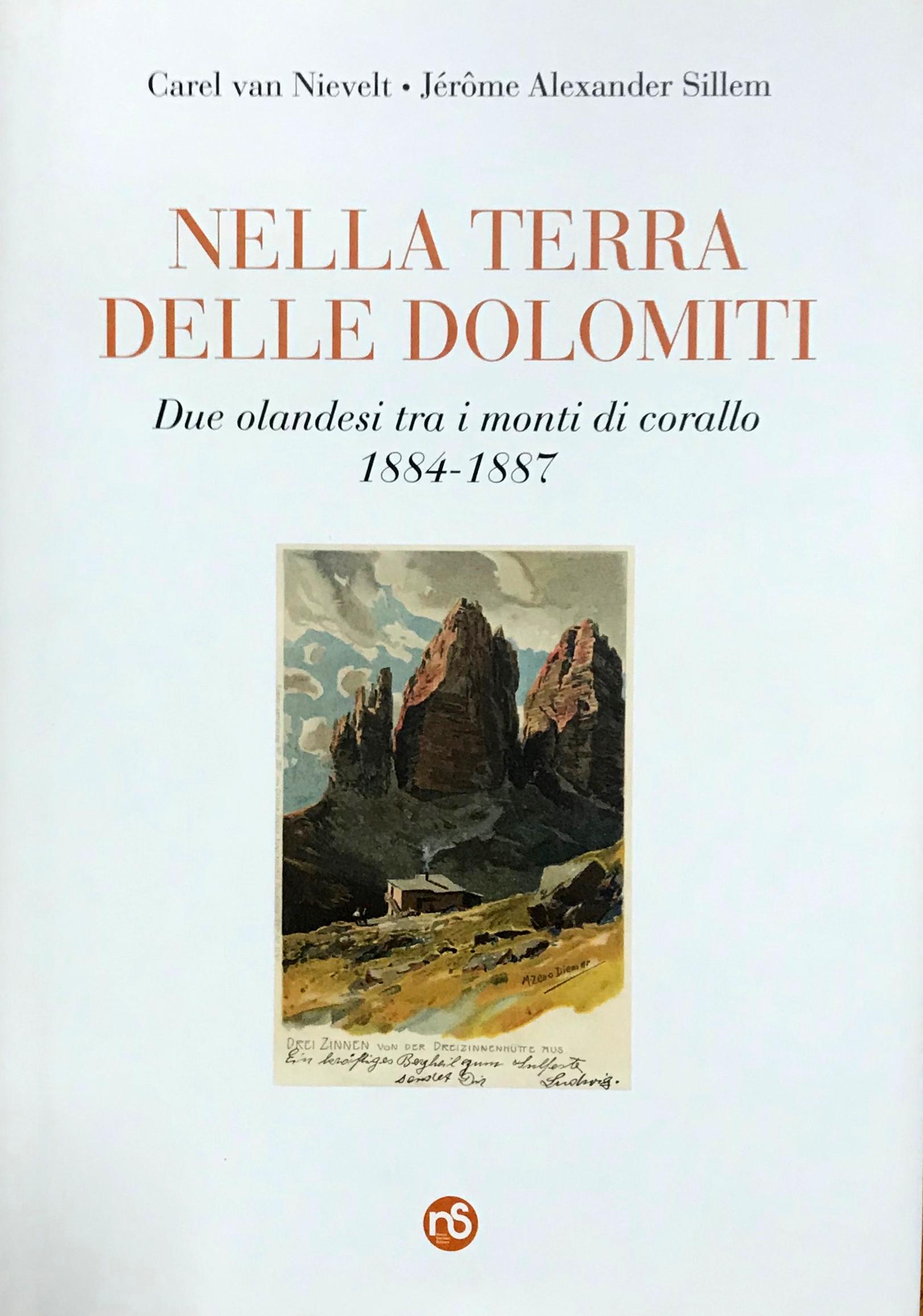 biblio cover nella terra delle dolomiti