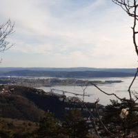 c esc sonja masera Panorama della città da Piščanci